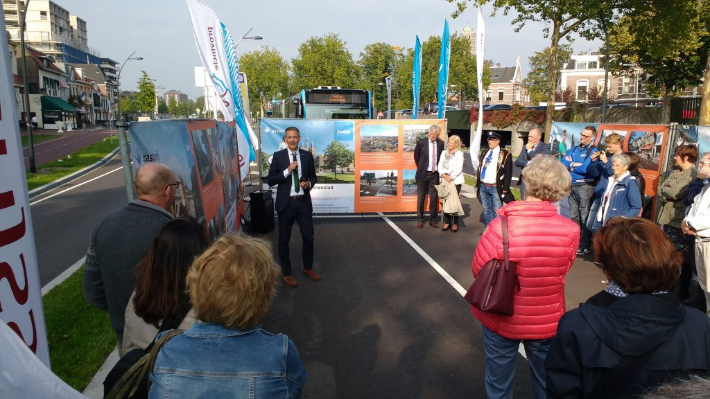 Heropening Willemskade