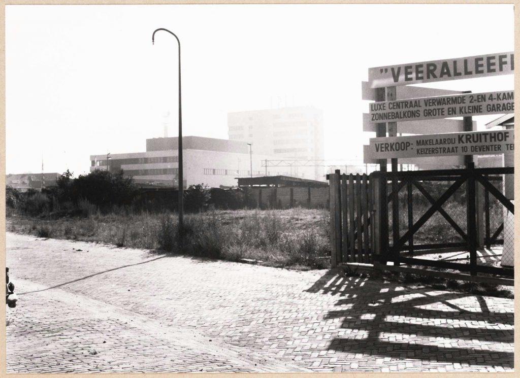 Bouwterrein 1972