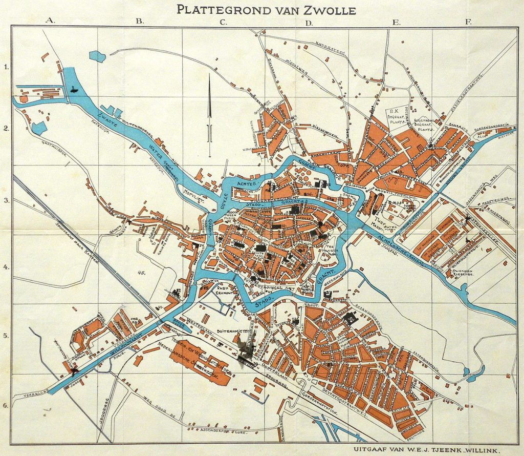 Zwolle rond 1926