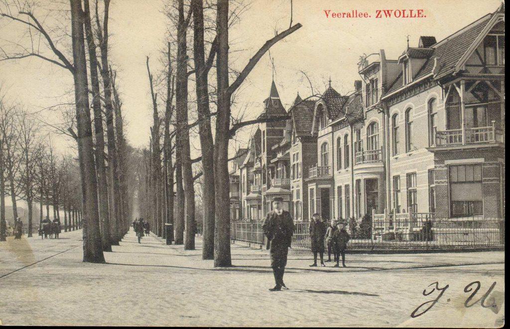 Veerallee 1920